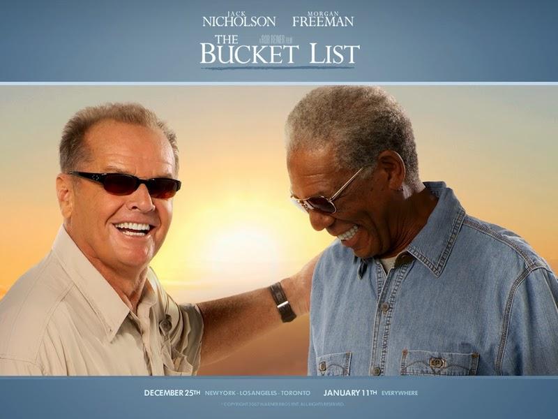 Şimdi ya da Asla - The Bucket List