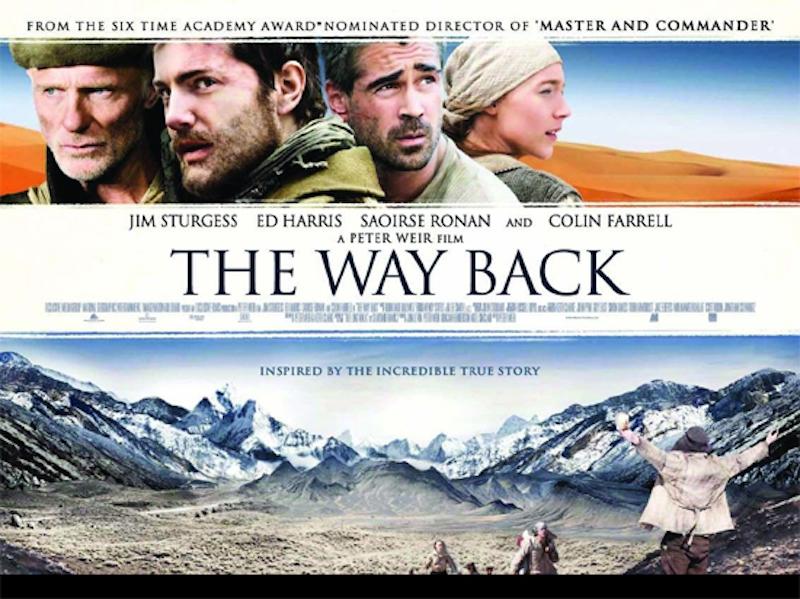 Özgürlük Yolu - The Way Back