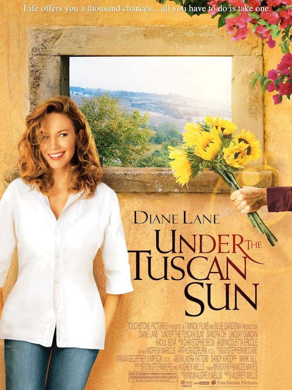 Toskana Güneşi Altında - Under The Tuscan Sun