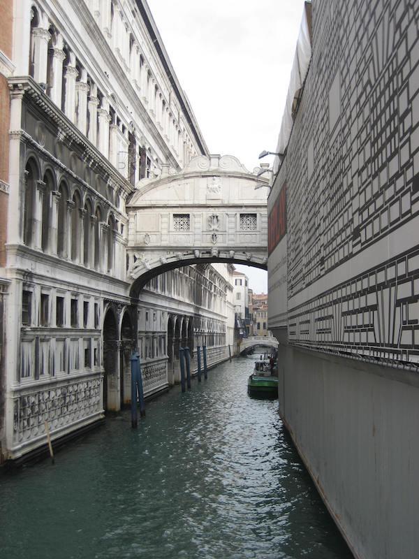 Venedik - Ahlar Köprüsü