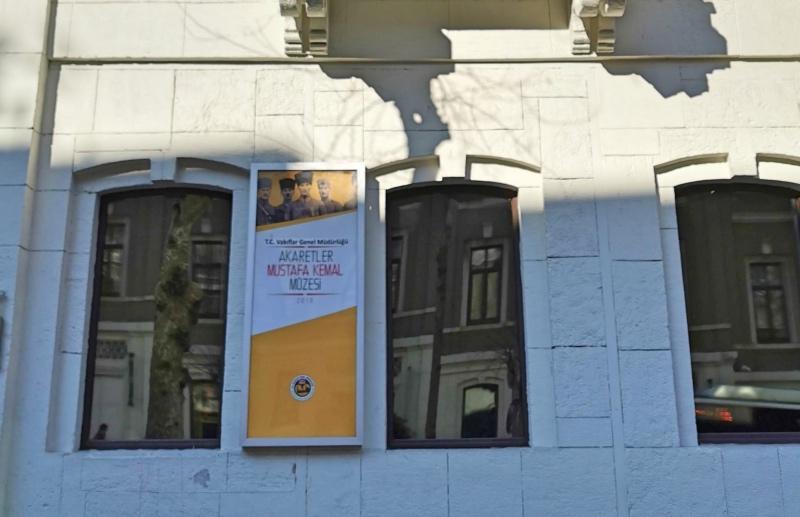 Akaretler Mustafa Kemal Müzesi