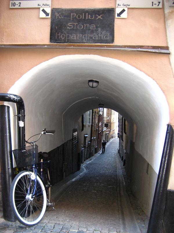 Stokholm'de Ulaşım