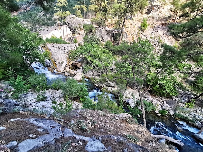 Saklı Bir Cennet Karanlıkdere Kanyonu