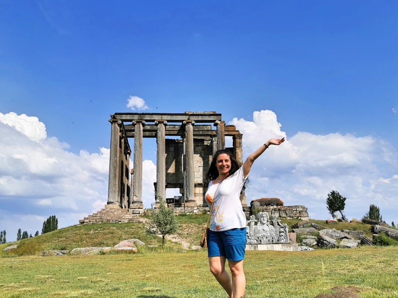 Aizanoi Antik Kenti Giriş Ücreti ve Ziyaret Saatleri