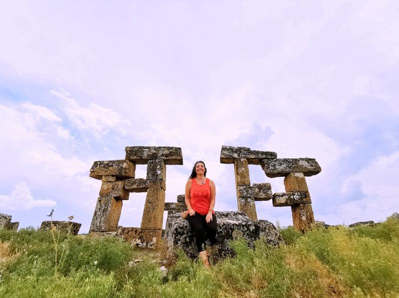 Türkiye'nin Stonehenge'i Blaundus Antik Kenti, Uşak