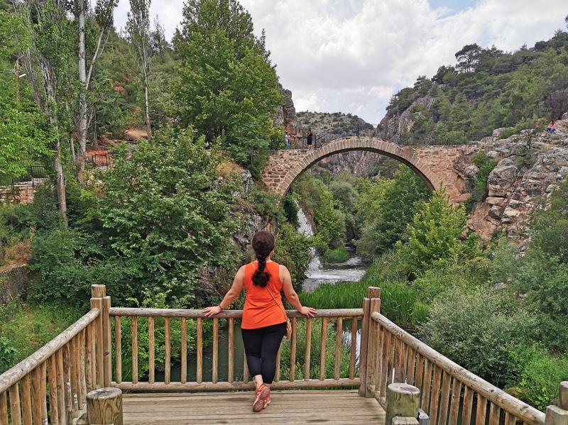 Kral Yolu Üzerinde Bir Su Kemeri: Clandras Köprüsü, Uşak