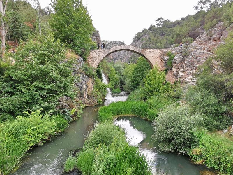 Clandras Köprüsü Tarihçesi