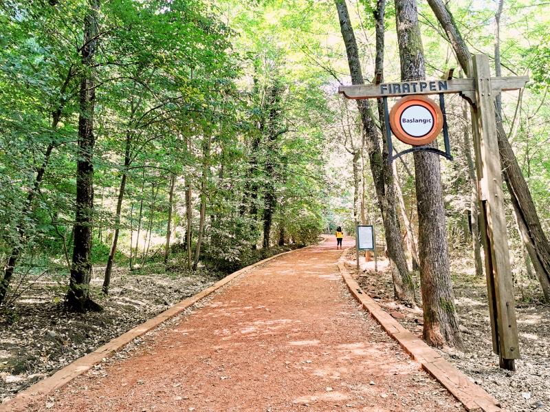 Belgrad Ormanı Koşu Parkuru