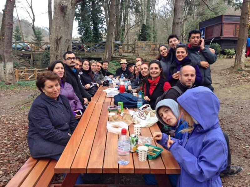 Belgrad Ormanında Piknik