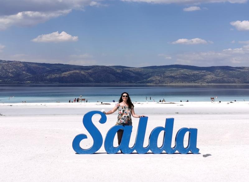 Salda Gölü'nün Yapısı