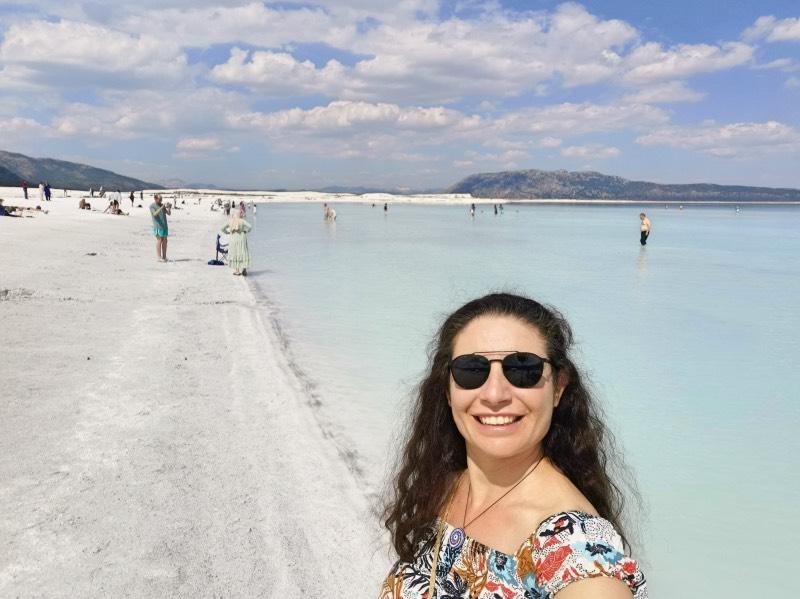 Türkiye'nin Maldivleri Beyaz Adalar - Saldivler Plajı