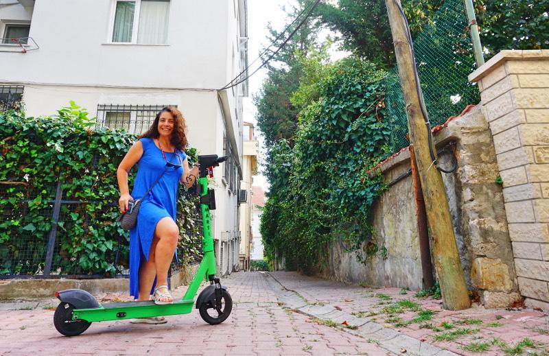 Elektrikli Scooterların Özellikleri