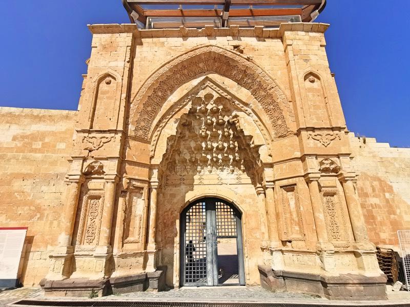 İshak Paşa Sarayı Özellikleri