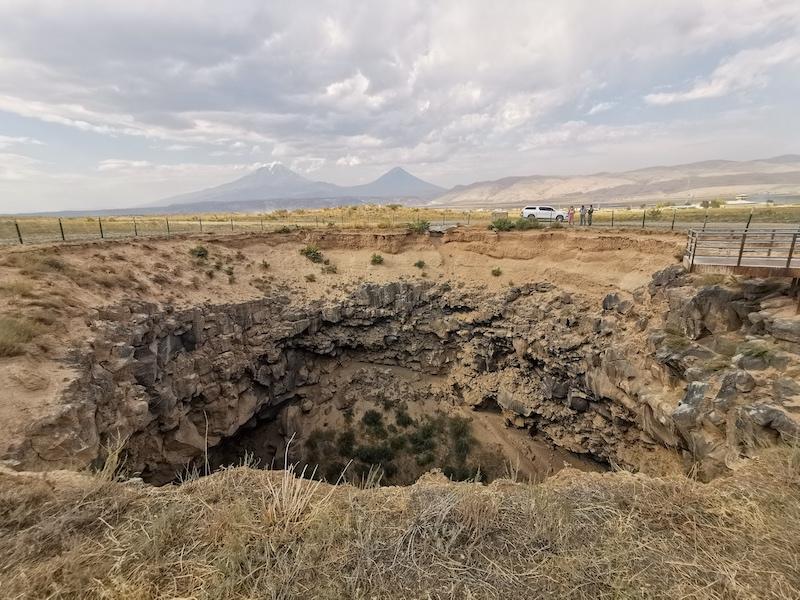 Doğubeyazıt - Meteor Çukuru