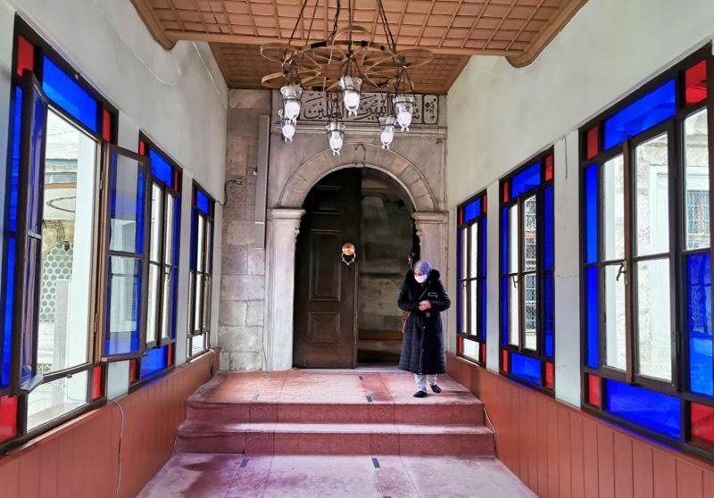 Eyüp Sultan Camii Kadınlar Bölümü