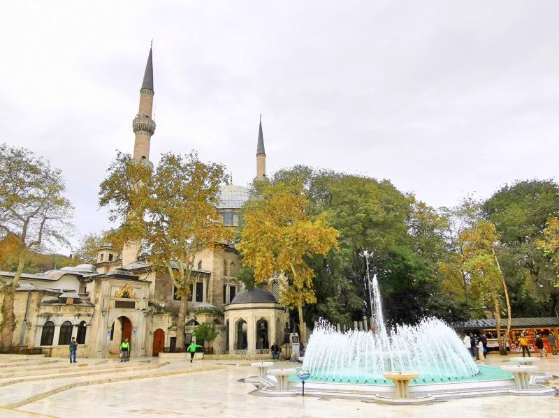 Eyüp Sultan Meydanı