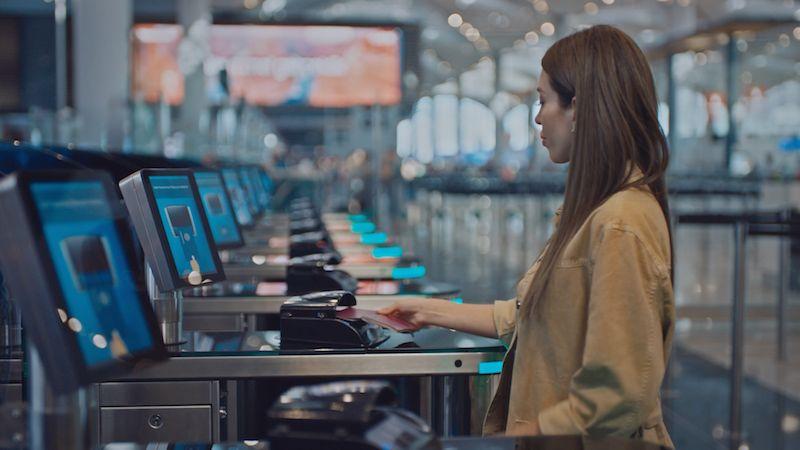 İstanbul Havalimanı Türkiye'nin En Akıllı Havalimanı
