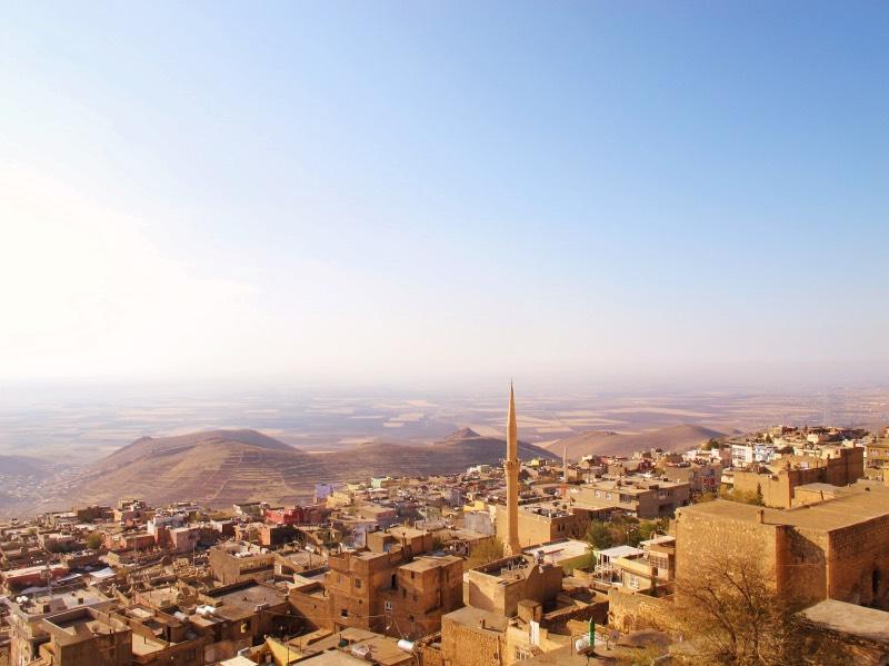 Mezopotamya'ya Tepeden Bakan Şehir Mardin