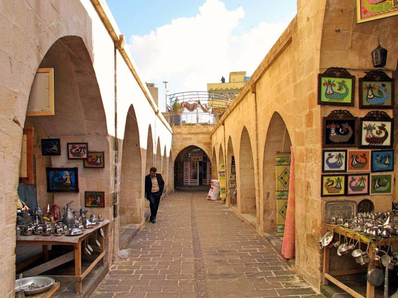 Mardin Revaklı - Sipahiler Çarşısı