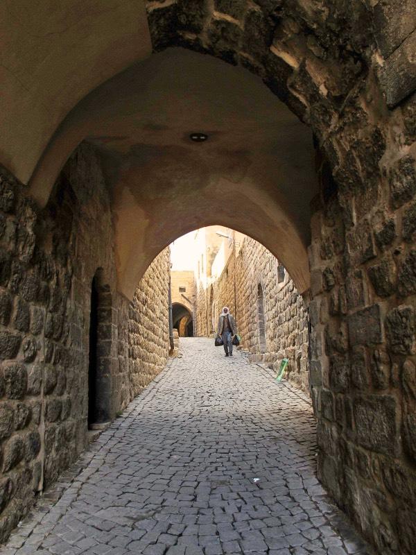 Eski Mardin Sokakları