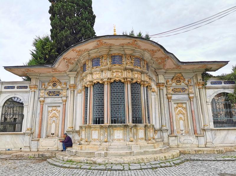 Mihrişah Valide Sultan Çeşmesi