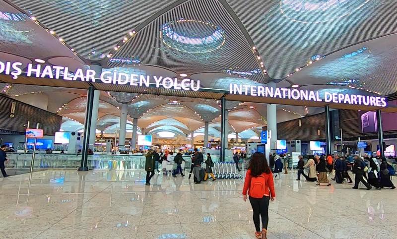 İstanbul Havalimanı, 5 Yıldızlı Havalimanı Seçildi