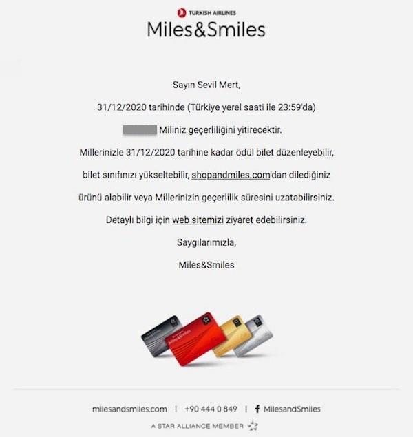 Türk Hava Yolları Millerinin Süresi Ne Zaman Dolar?