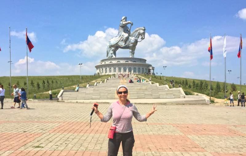 Cengizhan Anıtı