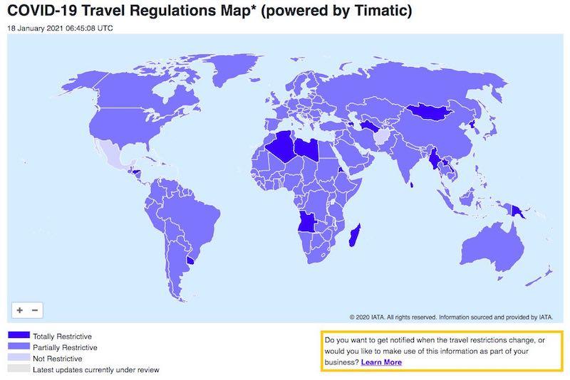 IATA İnternet Sitesi
