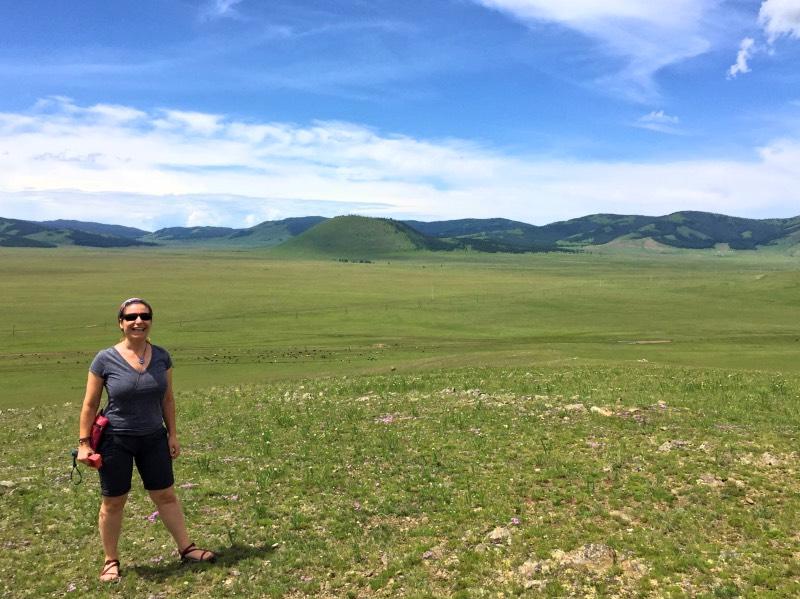 Moğolistan Bozkırları