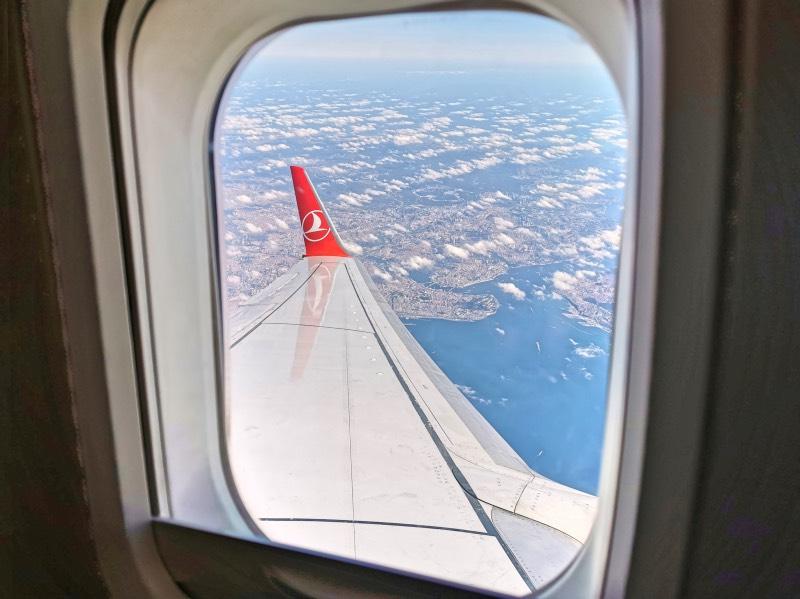 Türk Hava Yolları Yurt Dışı %40 İndirim Kampanyası