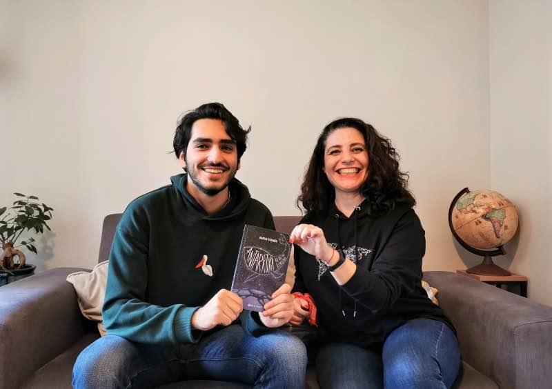 """Barkın Laçin Özdemir, """"Antarktika Herkesin Antarktika Kimsenin"""" Kitabı ile Gençlere İlham Veriyor!"""