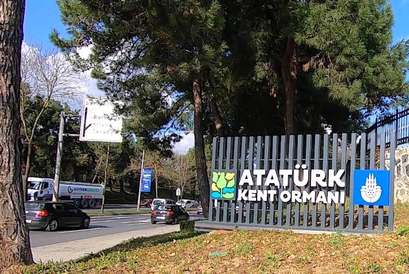 Atatürk Kent Ormanı'na Nasıl Gidilir?