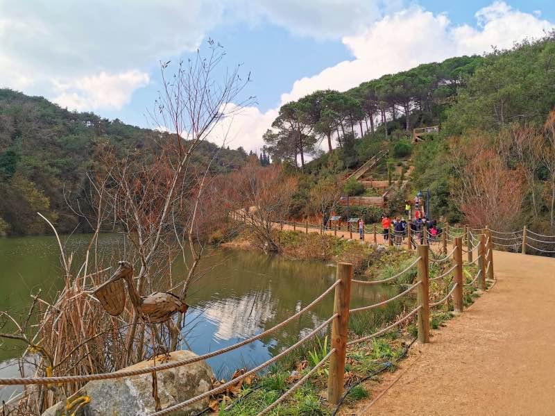 Atatürk Kent Ormanı - Büyük Gölet