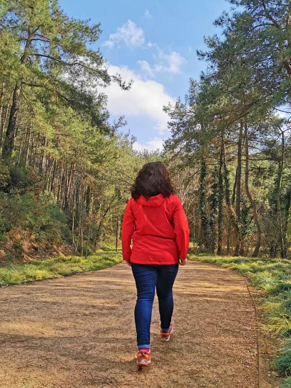 Atatürk Kent Ormanı - Yürüyüş Rotaları