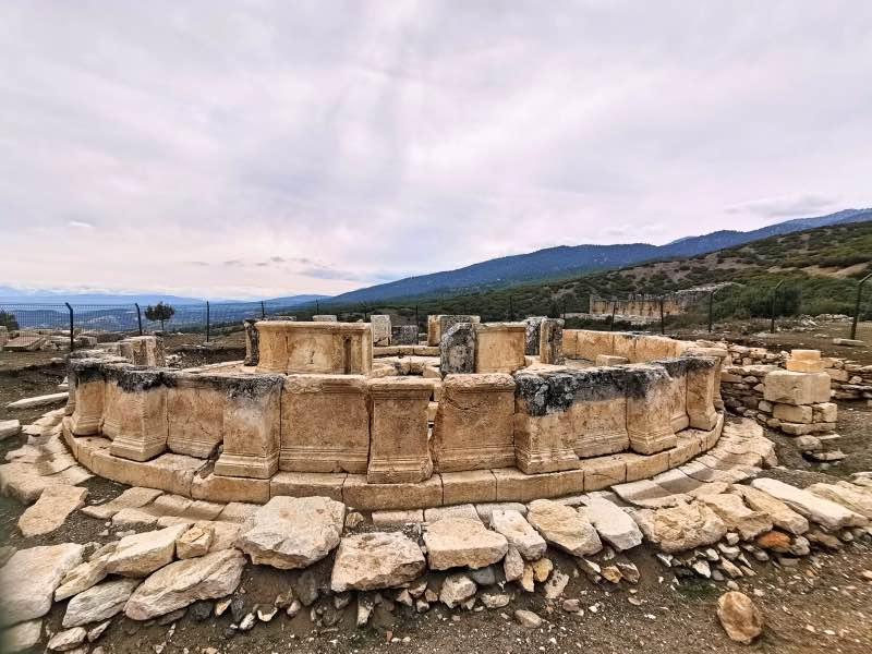 Kibyra Antik Çeşmesi