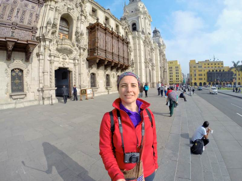 Peru'nun Başkenti Lima