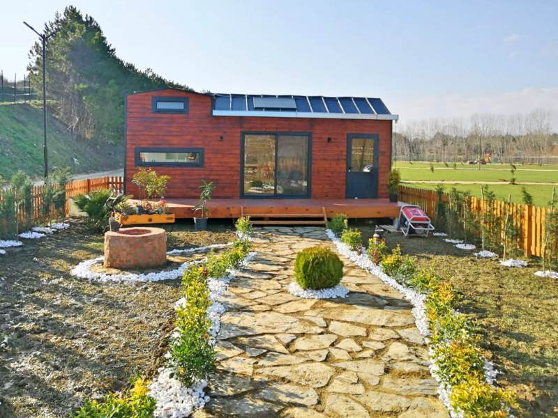 Küçük Evler ile Seyahat Etmek - Tiny House