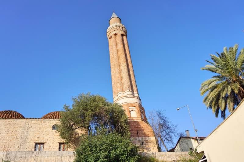 Yivli Minare ve Külliyesi
