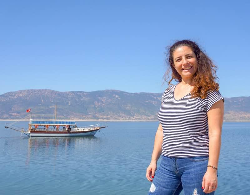 Burdur Gölü Halk Plajı