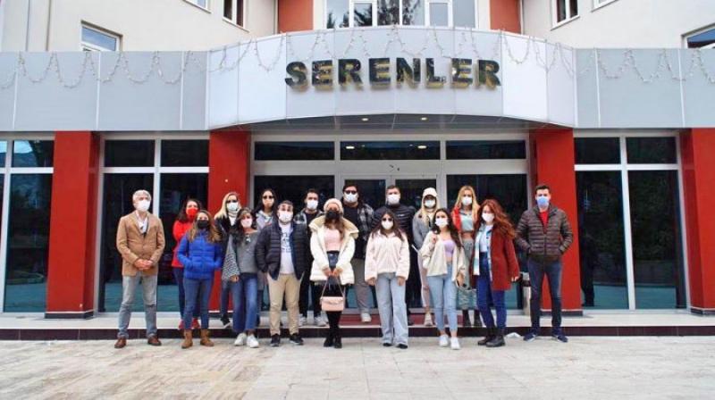 Gezginler Burdur'da