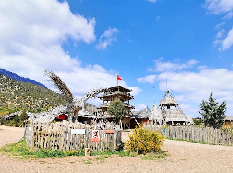 Lisinia Doğa - Karakent Köyü