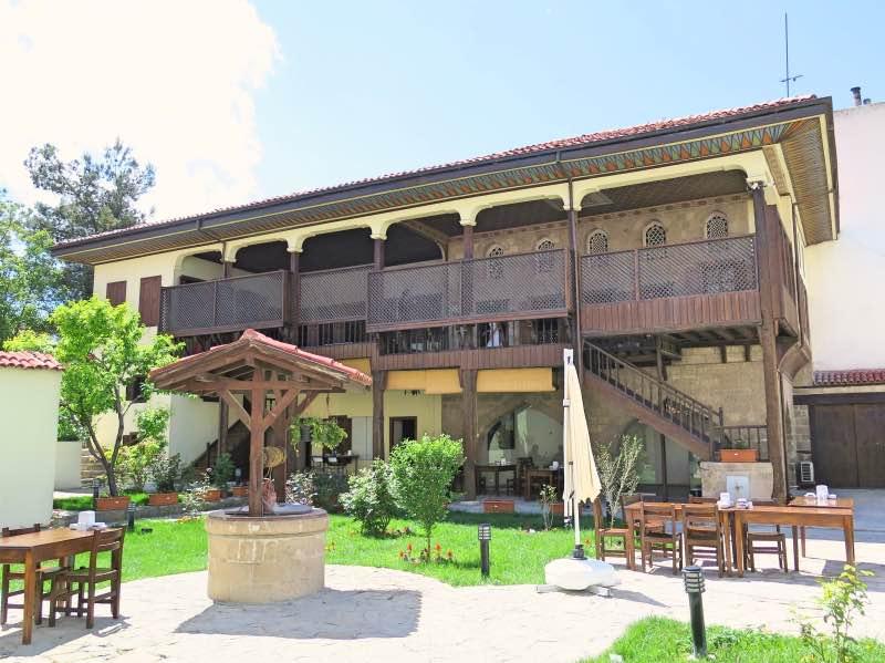 Burdur Etnoğrafya Müzesi - Taş Oda Konağı