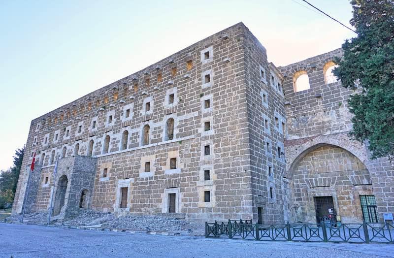 Aspendos Antik Kenti Giriş Ücreti ve Ziyaret Saatleri