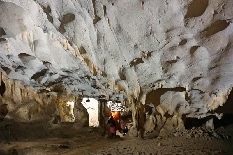 Karain Mağarası İç Galerisi