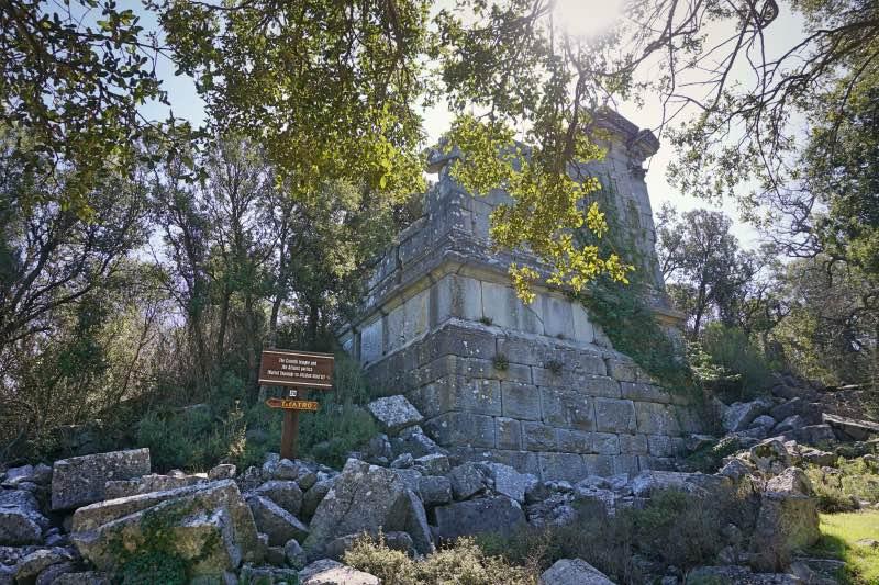Korint Tapınağı