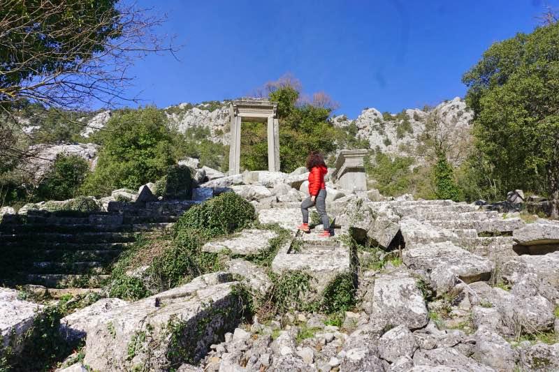 Artemis Tapınağı - Hadrian Kapısı