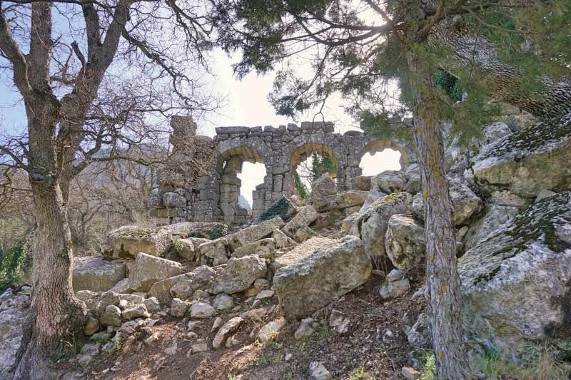 Termessos Antik Kenti Tarihçesi