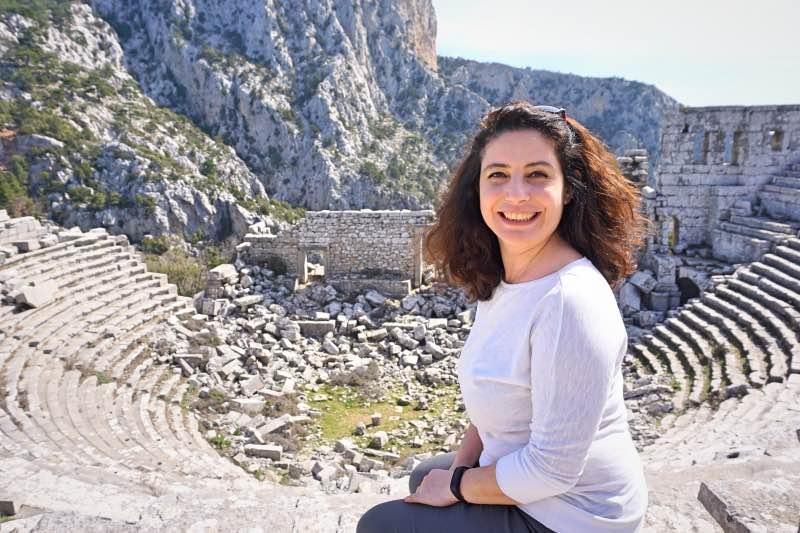 Termessos Tiyatrosu