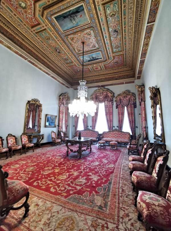 Beylerbeyi Sarayı - İç Mekan